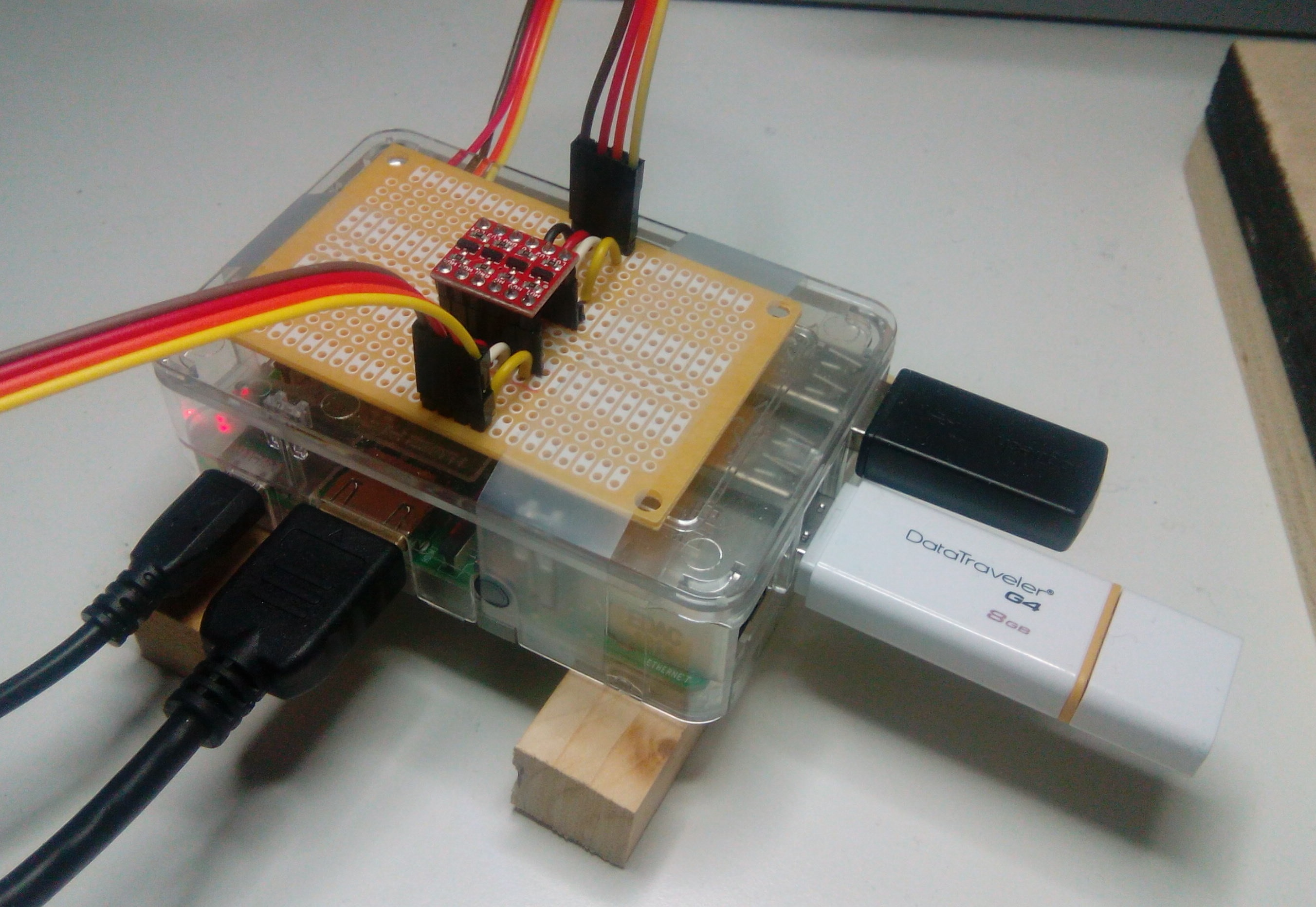 Raspberry Pi Logger Physicsopenlab
