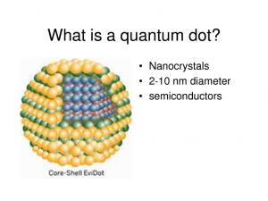 quantumDot