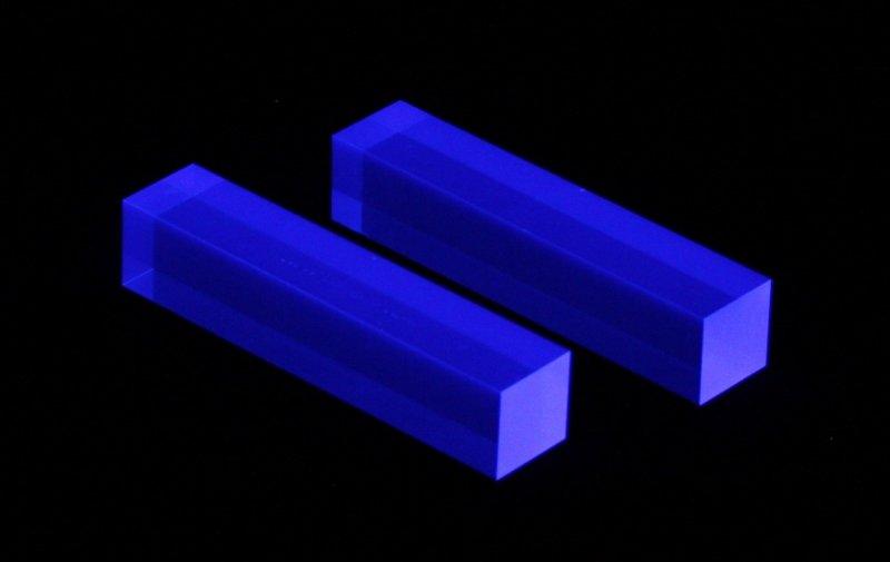 Scintillation Crystals | PhysicsOpenLab