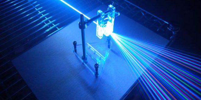 Laser Amp Diffraction Grating Physicsopenlab