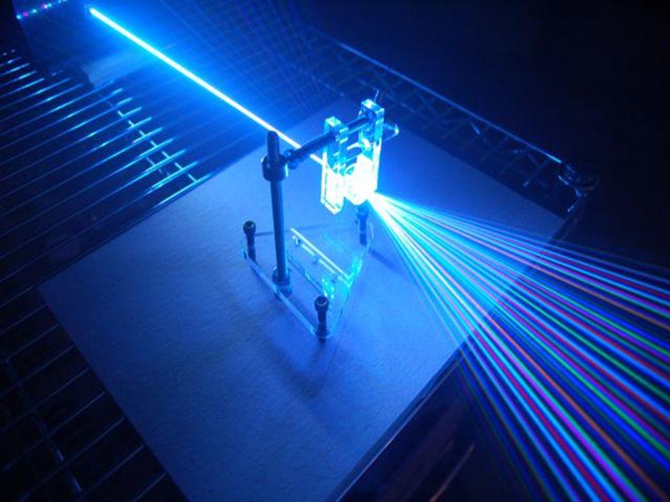 Laser  U0026 Diffraction Grating